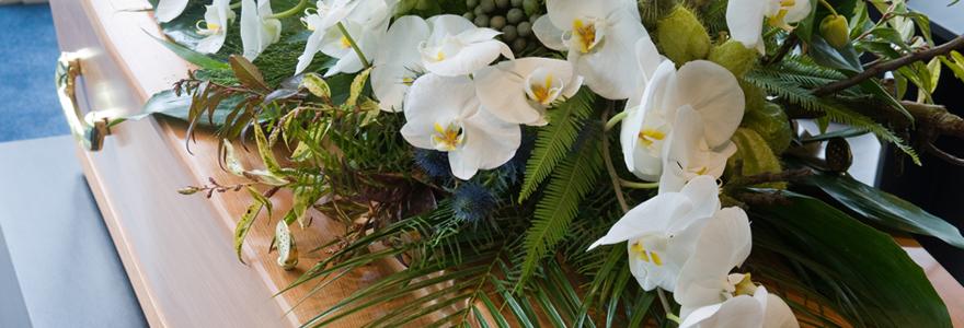 Entreprise de pompes funèbres en ligne